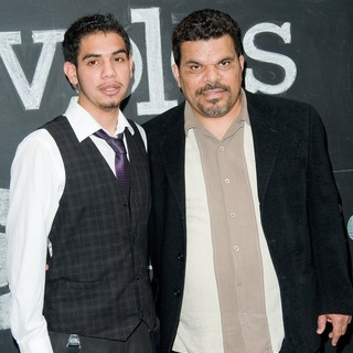 Temi Guzman, Luis Guzman in The Olevolos Project Fundraiser Brunch - Arrivals