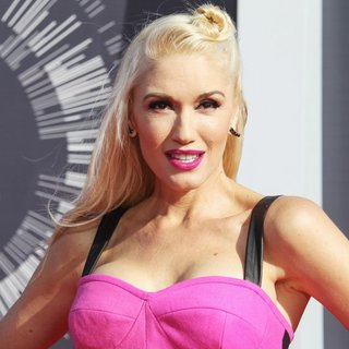 Gwen Stefani, No Doubt in 2014 MTV Video Music Awards - Arrivals