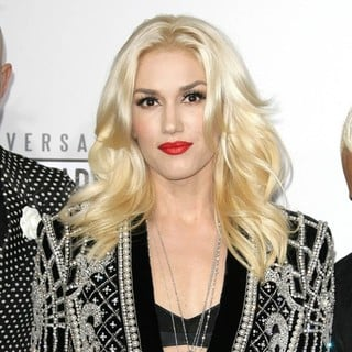 Gwen Stefani, No Doubt in The 40th Anniversary American Music Awards - Arrivals