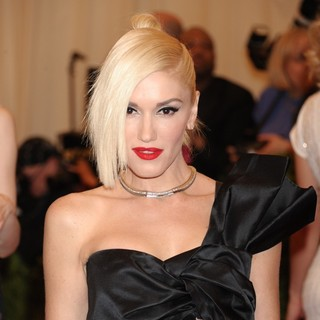 Gwen Stefani, No Doubt in PUNK: Chaos to Couture Costume Institute Gala