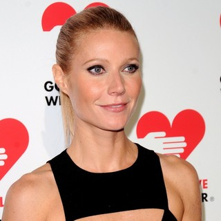 Gwyneth Paltrow in God's Love We Deliver 2012 Golden Heart Awards Celebration