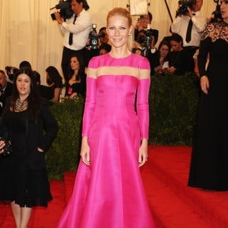 Gwyneth Paltrow in PUNK: Chaos to Couture Costume Institute Gala