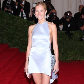 Gwyneth Paltrow in Schiaparelli and Prada Impossible Conversations Costume Institute Gala