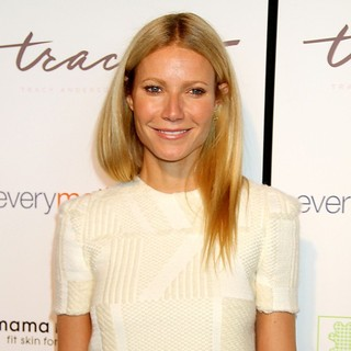 Gwyneth Paltrow in The Tracy Anderson Method Pregnancy Project Launch Party - Arrivals - gwyneth-paltrow-pregnancy-project-launch-party-03