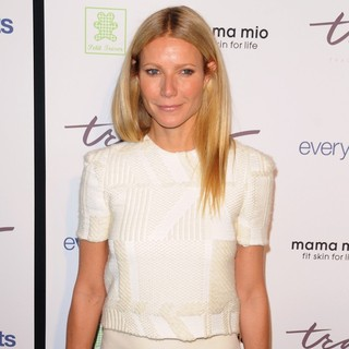 Gwyneth Paltrow in The Tracy Anderson Method Pregnancy Project Launch Party - Arrivals - gwyneth-paltrow-pregnancy-project-launch-party-04