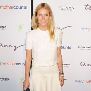 Gwyneth Paltrow in The Tracy Anderson Method Pregnancy Project Launch Party - Arrivals