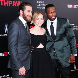 New York Premiere of Southpaw for THE WRAP - Arrivals