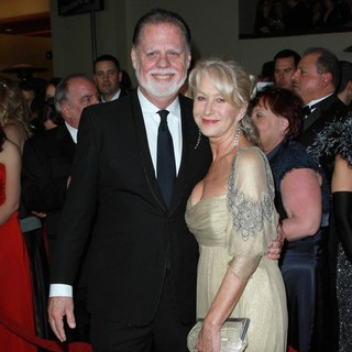 Taylor Hackford, Helen Mirren in 64th Annual Directors Guild of America Awards - Arrivals