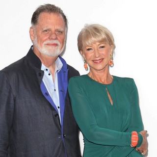 Taylor Hackford, Helen Mirren in Los Angeles Premiere of Red 2