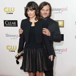 Tanya Haden, Jack Black in 18th Annual Critics' Choice Movie Awards