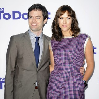 Los Angeles Premiere of The To Do List - hader-carey-premiere-the-to-do-list-02