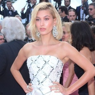 Hailey Baldwin in 70th Annual Cannes Film Festival - The Beguiled - Premiere