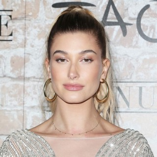 Hailey Baldwin in TAO, Beauty and Essex, Avenue, and Luchini Celebrate Grand Opening - Photocall