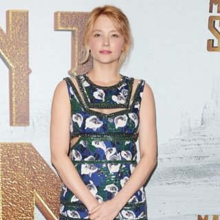 Haley Bennett in The Magnificent Seven New York Premiere - Red Carpet Arrivals
