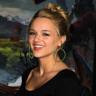 Haley King in Oz: The Great and Powerful - Los Angeles Premiere - Arrivals