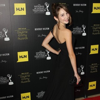 Haley Pullos in 39th Daytime Emmy Awards - Arrivals