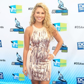 Haley Reinhart in The DoSomething.org and VH1's 2012 Do Something Awards