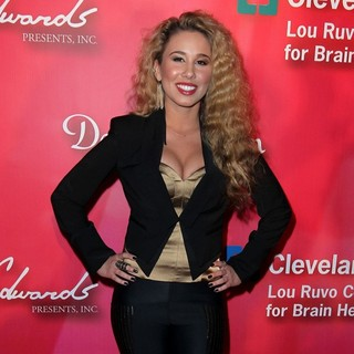 Haley Reinhart in Keep Memory Alive Gala - arrivals