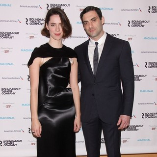 Rebecca Hall, Morgan Spector in Opening Night Party for Broadway's Machinal - Arrivals