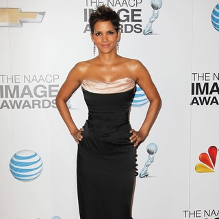 Halle Berry in The 44th NAACP Image Awards
