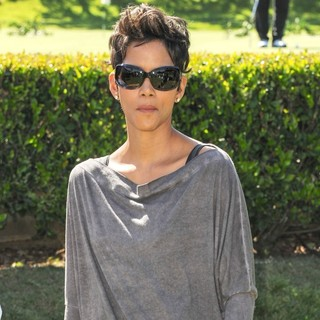 Halle Berry in 4th Annual Celebrity Golf Classic