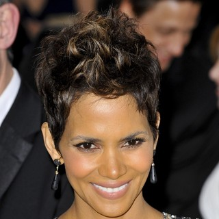 Halle Berry in The 85th Annual Oscars - Red Carpet Arrivals