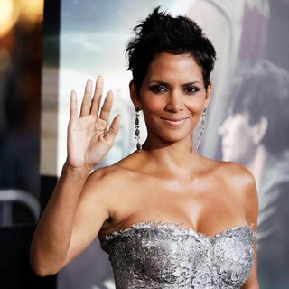 Halle Berry in The Cloud Atlas Los Angeles Premiere