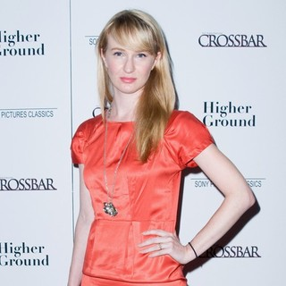 Halley Feiffer in The New York Premiere of Higher Ground - Arrivals