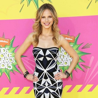 Halston Sage in Nickelodeon's 26th Annual Kids' Choice Awards - Arrivals