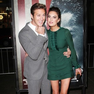 Armie Hammer, Elizabeth Chambers in AFI Fest 2011 Opening Night Gala World Premiere of J. Edgar