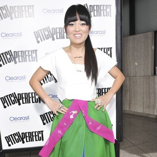 Hana Mae Lee in Los Angeles Premiere of Pitch Perfect