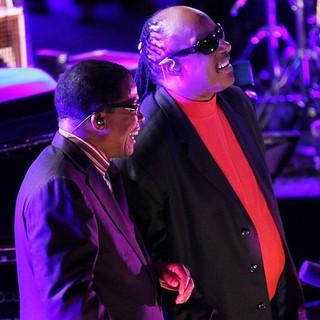 Herbie Hancock, Stevie Wonder in International Jazz Day Sunset Concert