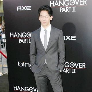 Mason Lee in Los Angeles Premiere of The Hangover Part II