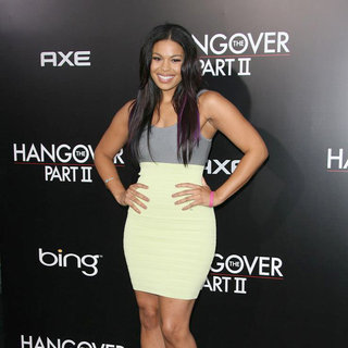 Jordin Sparks in Los Angeles Premiere of The Hangover Part II