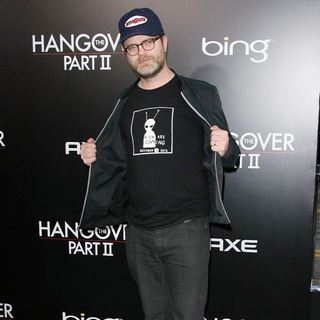 Rainn Wilson in Los Angeles Premiere of The Hangover Part II