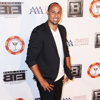 Hank Baskett in ESPY All-Star Celebrity Kickoff Party - Arrivals
