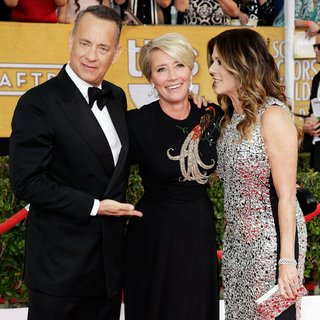 Tom Hanks - The 20th Annual Screen Actors Guild Awards - Arrivals