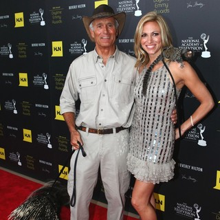 Jack Hanna, Debbie Gibson in 39th Daytime Emmy Awards - Press Room
