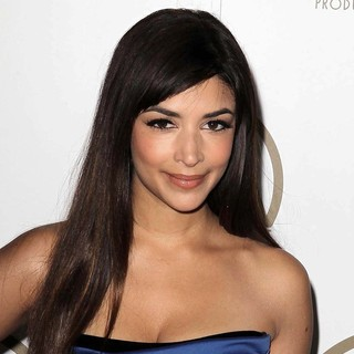 Hannah Simone in 24th Annual Producers Guild Awards - Arrivals