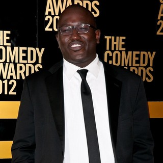 Hannibal Buress in The Comedy Awards 2012 - Arrivals