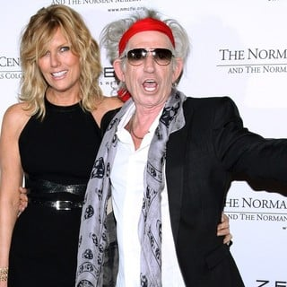 Keith Richards in The 3rd Annual Norman Mailer Center Gala - hansen-richards-3rd-annual-norman-mailer-center-gala-01