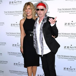 Keith Richards in The 3rd Annual Norman Mailer Center Gala - hansen-richards-3rd-annual-norman-mailer-center-gala-02