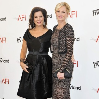 Marcia Gay Harden, Melanie Griffith in The 40th AFI Life Achievement Award Honoring Shirley MacLaine