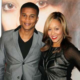 Cory Hardrict, Tia Mowry in VIP Screening of Lovelace Hosted by Planet Hollywood Resort and Casino Las Vegas - Arrivals