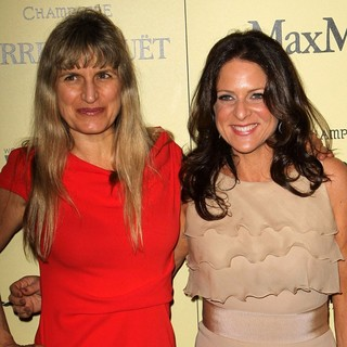 Catherine Hardwicke, Cathy Schulman in 5th Annual Women in Film Pre-Oscar Cocktail Party