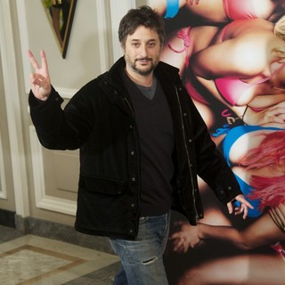 Harmony Korine in Spring Breakers Photocall