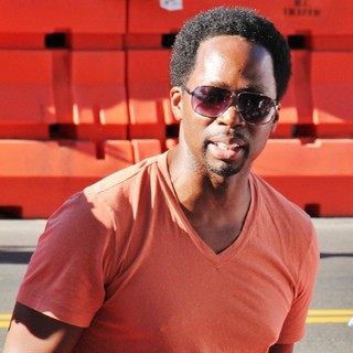 Harold Perrineau in Los Angeles Premiere of Disney's Planes