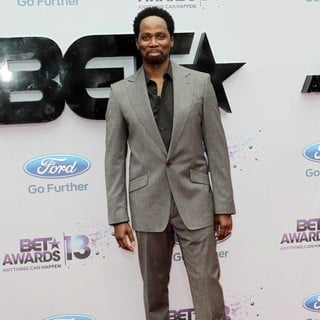 Harold Perrineau in The 2013 BET Awards - Arrivals