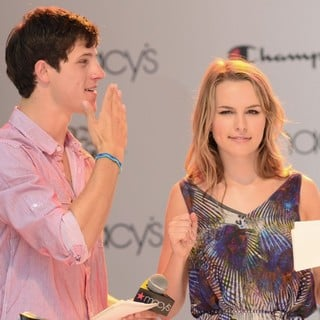 Shane Harper Performing at Macy's Annual Summer Blowout Show - harper-mendler-performing-at-macy-s-annual-summer-blowout-show-01