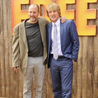Woody Harrelson, Owen Wilson in World Premiere of Free Birds